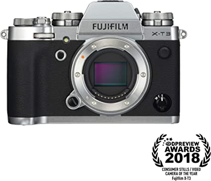 Amazon.com: Fujifilm X-T3 - Cámara digital sin espejo ...