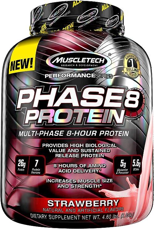 Muscletech Phase 8-2 kg Fresa