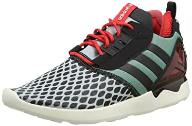 ea287e66c ... shopping adidas zx 8000 boost b24953 color white black grey size 7f66d  2cf94