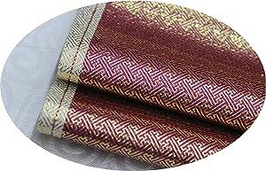 1 Yard Lame Yarn 3D Purled Silk Brocade Fabric Cheongsam Clothing DIY Fabric for Sewing Lace Fabric Jacquard Cloth Fabric,3 Rose
