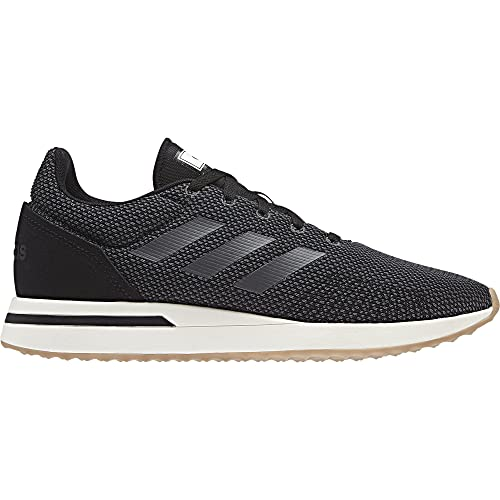 huge discount 39bab 779d0 adidas Men s Run 70s, Core Black Grey Five Carbon, ...