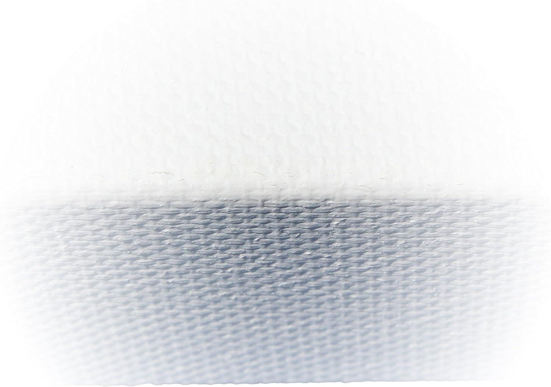 Rauhs Leinwand auf Keilrahmen mit 38mm Leistenst/ärke 20cm x 20cm