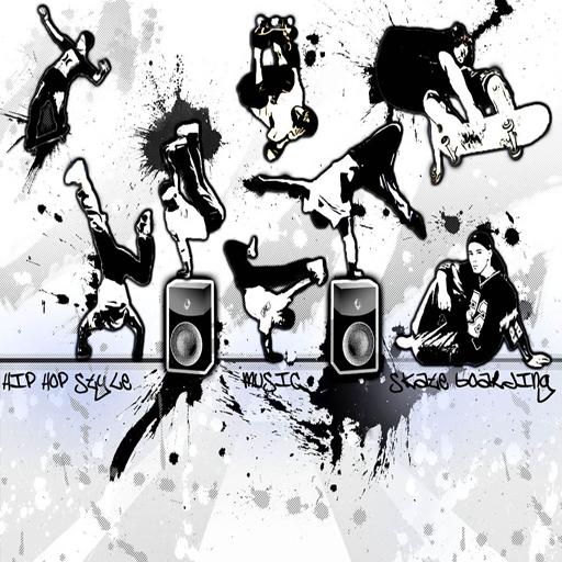 Dance Hip Hop Freestyle Live Wallpaper