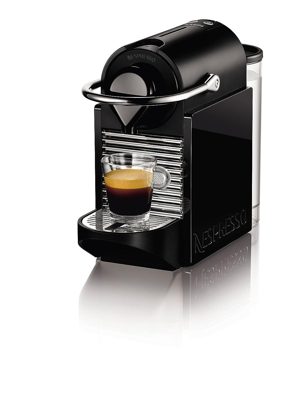 Krups Nespresso - Cafetera de cápsulas, 1260 W, color amarillo: Amazon.es: Hogar