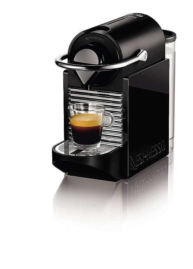 Krups Nespresso xn3020 Pixie Clips, 0,7 l, Black et Electric Lemon ...