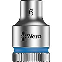 Wera 8790 HMB cyklop-anslutningsnyckel med 3/8 tums drivning, 6,0 mm, 05003551001