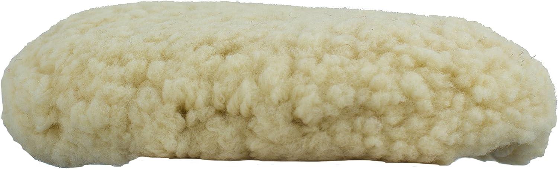 Meguiar/'s WRWC8 8 Soft Buff Rotary Wool Cutting Pad