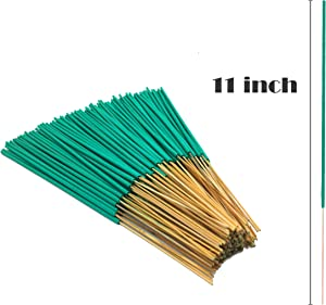 Pavinee Premium Citronella Stick Incense Lemongrass Stick for Indoor and Outdoor Garden Aromatherapy Fragrance Incense Stick(Pack of 130 Sticks)