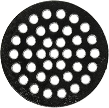 Sioux Chief  4-3//8 in Square  Shower Drain Strainer