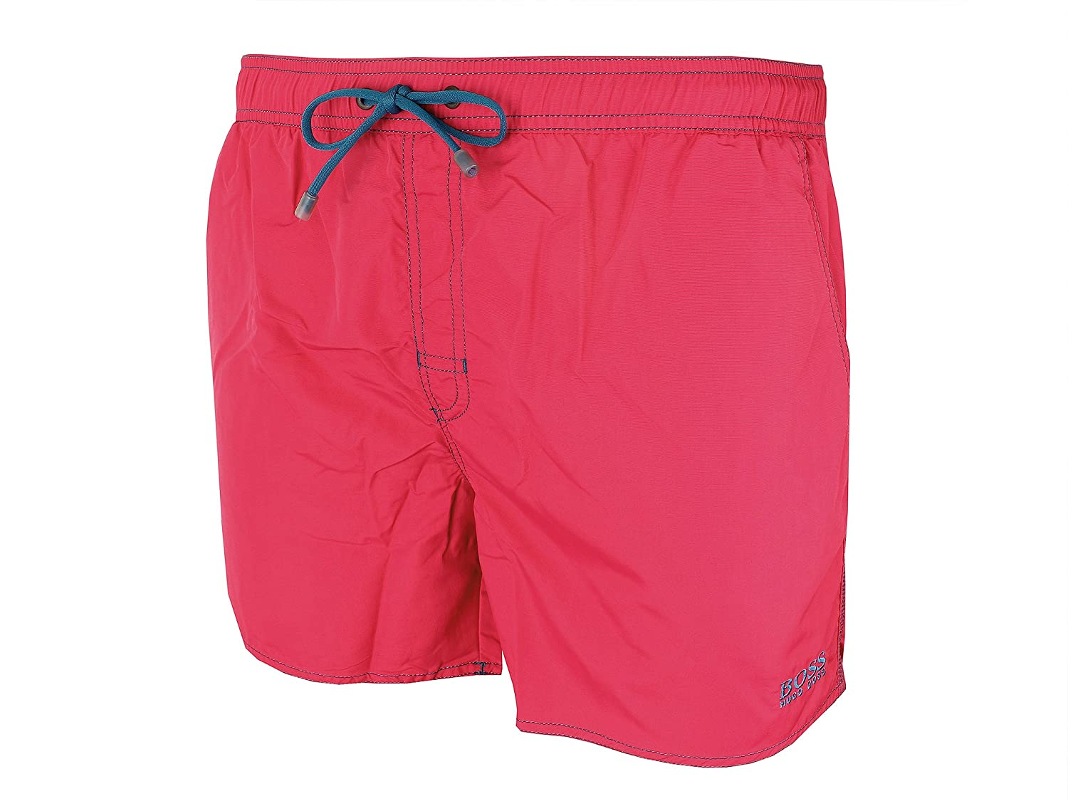 Men's Swim Shorts Lobster by Boss, pink