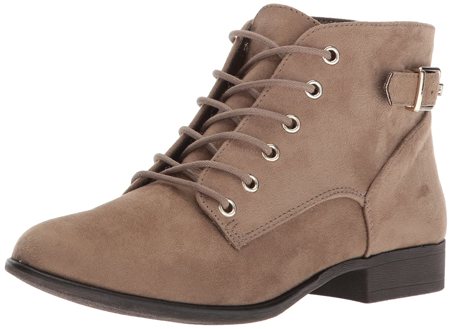 Call It Spring Women's Gitana Ankle Bootie B06ZYJ76Q2 10 B(M) US|Taupe