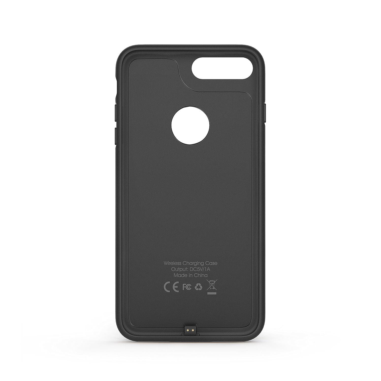 Amazon.com: iPhone 7 Plus Caso, youstoo de carga cargador ...