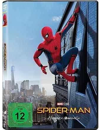 Spider Man Homecoming Amazonde Tom Holland Michael Keaton Jon