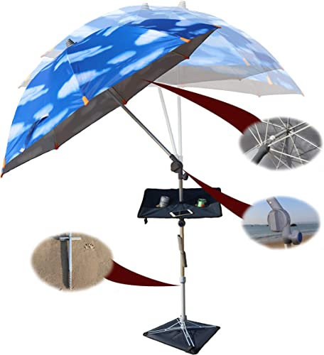 7ft Patio Beach Umbrella