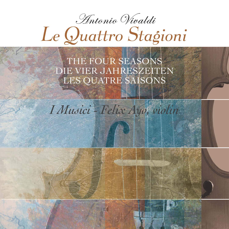Vivaldi: Four Seasons by VINYL