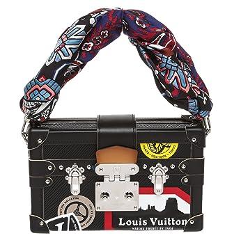 1251cbbce6 Louis Vuitton , Sac à main porté au dos pour femme noir noir: Amazon ...
