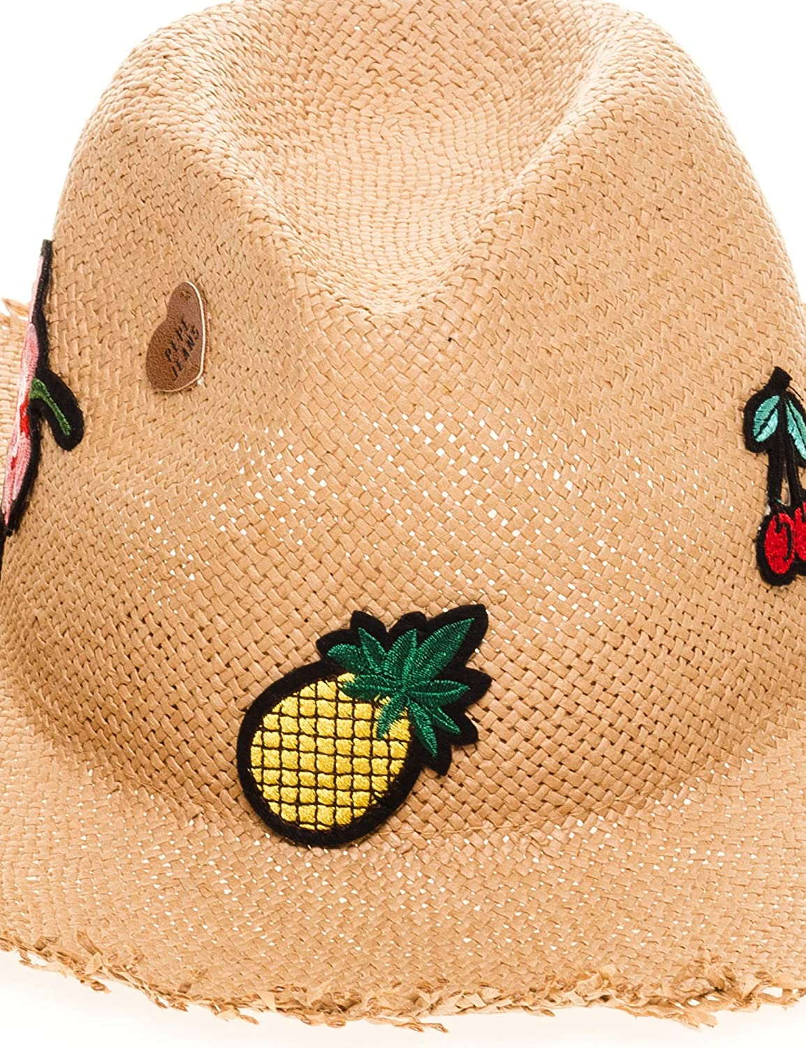 Pepe Jeans Patch Kids Color Straw Hat