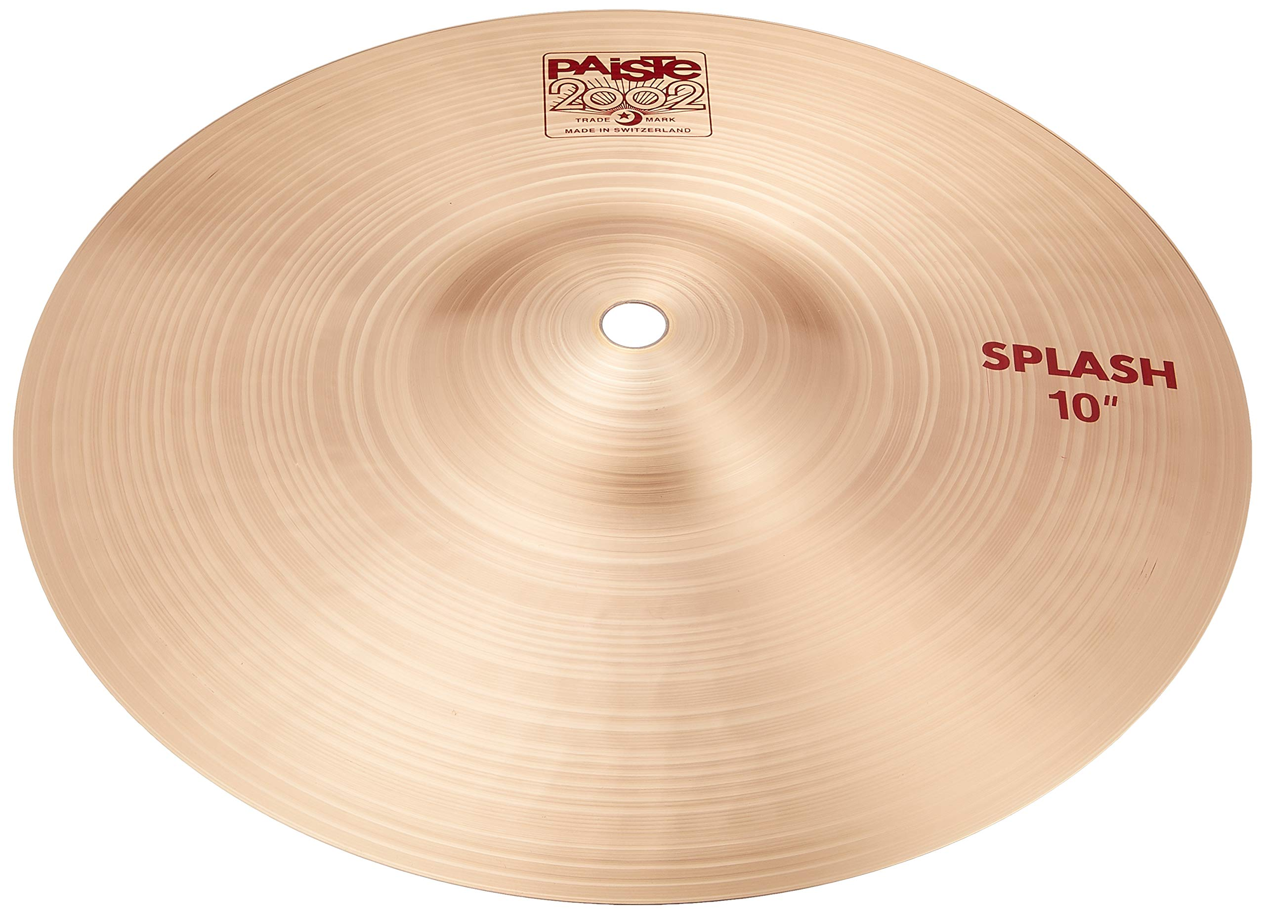 Paiste 2002 Classic Cymbal Splash 10-inch by Paiste