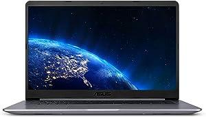 "ASUS VivoBook F510QA 15.6"" WideView FHD Laptop, AMD Quad Core A12-9720P, 4GB DDR4, 128GB SSD, Windows 10"