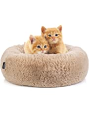 Cama para Gatos PEDY, Nido Suave para Perros y Gatos, Cojín Removible Fácil de