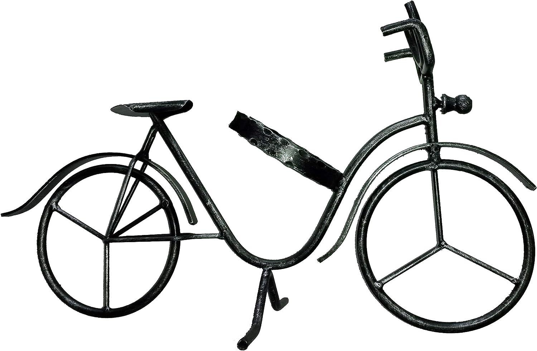 Lorenz Ferart 6232.0 Bicicleta Porta Botella, Hierro Forjado ...