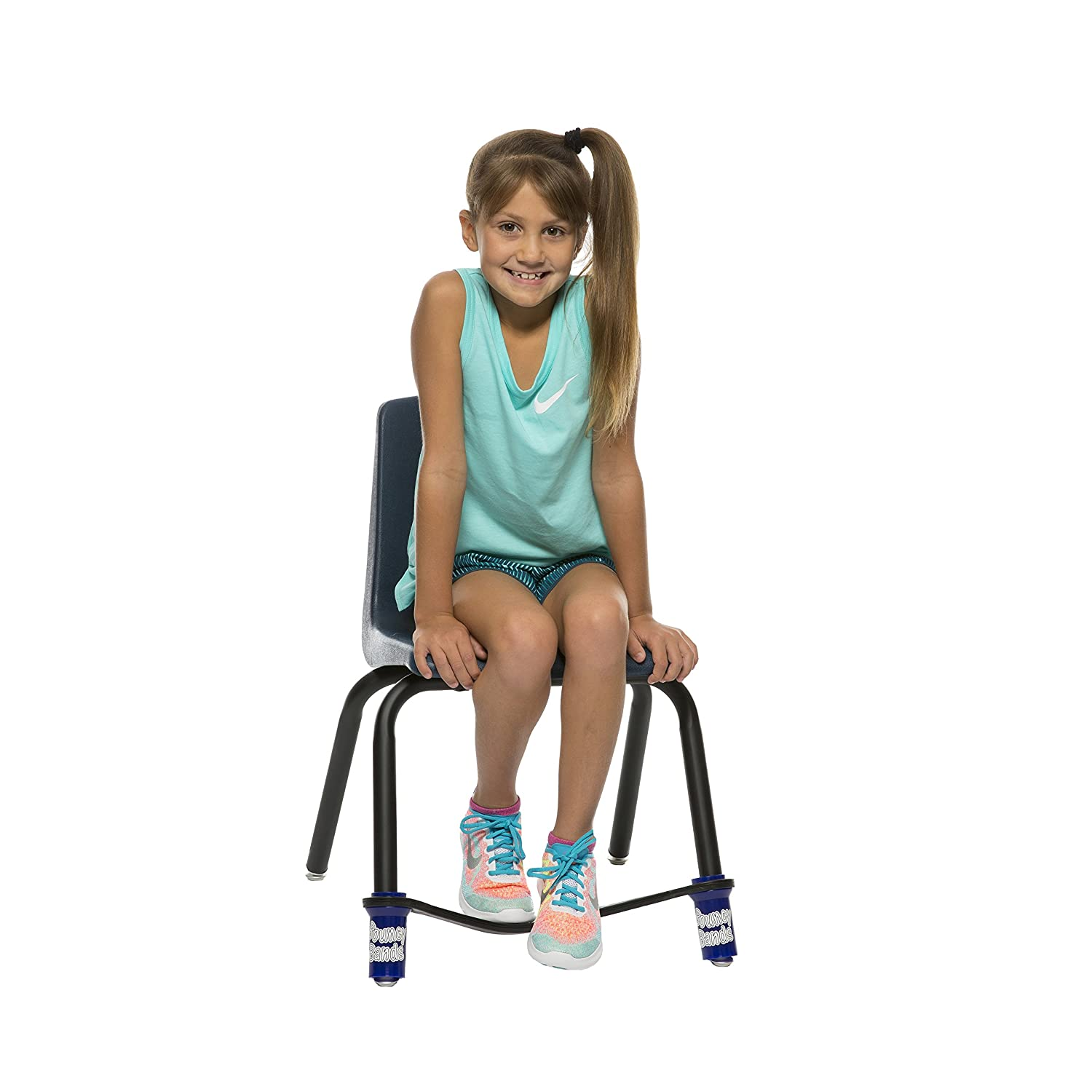 Amazon Bouncy Bands for Elementary School Chair Blue ADHD