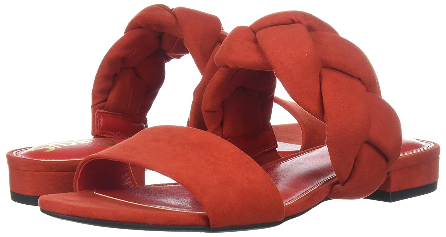 Circus by Sam Edelman Women's Danielle Slide US|Candy Sandal B073XZ2Y77 8 B(M) US|Candy Slide Red 817999
