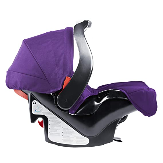 Graco Sky Junior Baby Car Seat- Purple Shadow