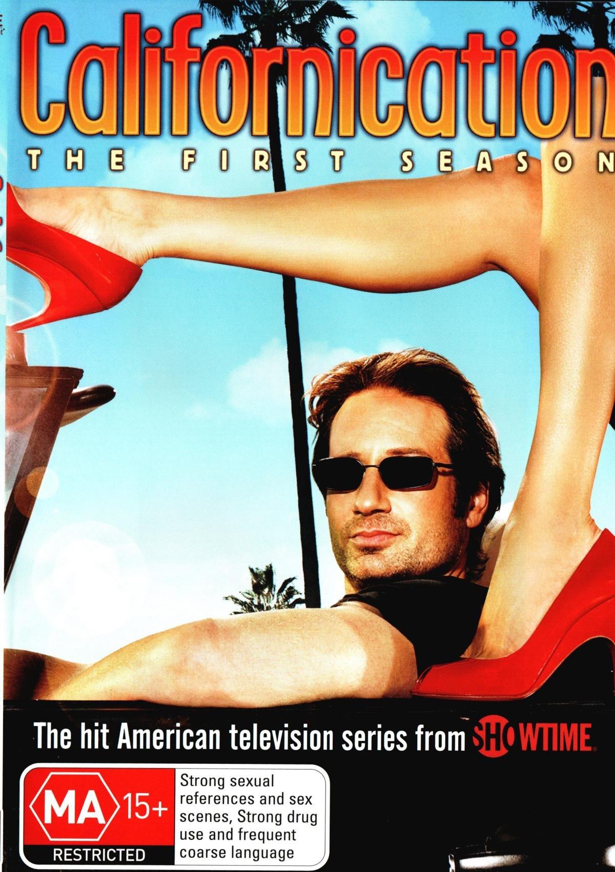 Californication - Season 1 [NON-USA Format / PAL / Region 4 Import - Australia]