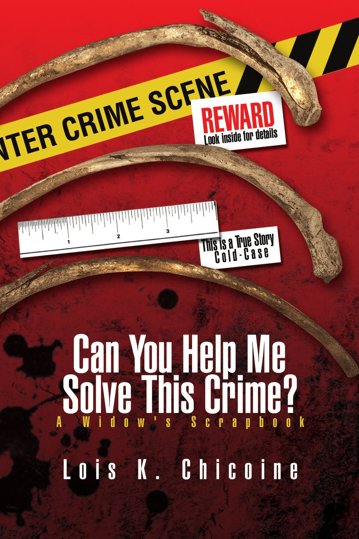 Can You Help Me Solve This Crime?: A Widow's Scrapbook pdf epub