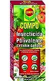 Compo Cythrin Garden Insecticida Polivalente, para Plantas hortícolas, arbustos y Ornamentales, Control de plagas más…