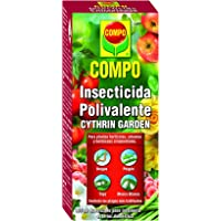 Compo Cythrin Garden Insecticida Polivalente, para Plantas hortícolas