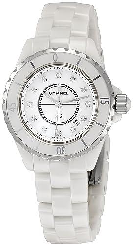 91101a651b Chanel H1628 - Orologio da polso da uomo, cinturino in ceramica ...