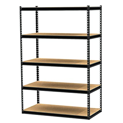 Charmant Gorilla Rack GRZ6 4824 5PCB 48 By 24 By 72 Inch Shelving Unit