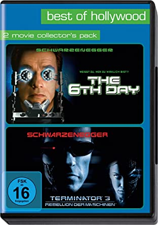 Best of Hollywood - 2 Movie Collectors Pack: The 6th Day ...