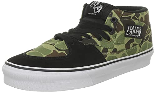 6c53ad7175 Vans Shoes Half Cab - Camo Green - Size 9.5  Amazon.ca  Shoes   Handbags