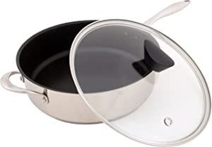 Best Stainless Steel Cookware Without Aluminum (Reviews of 2020) 3