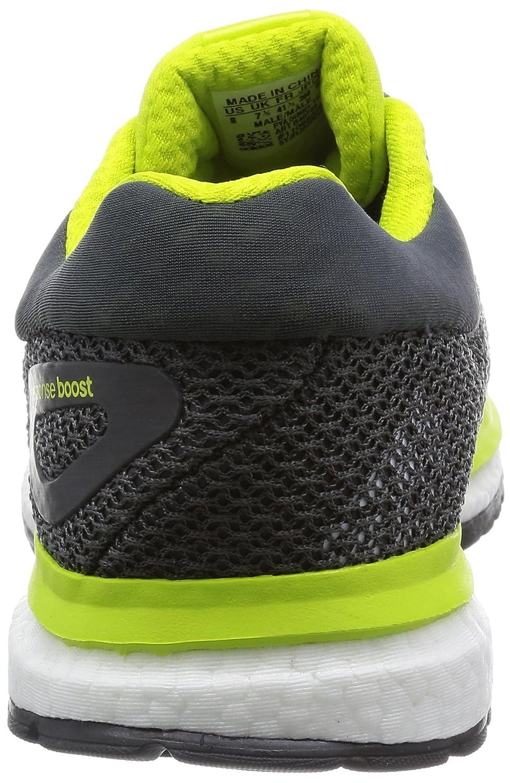 zapatillas de running de hombre response boost adidas