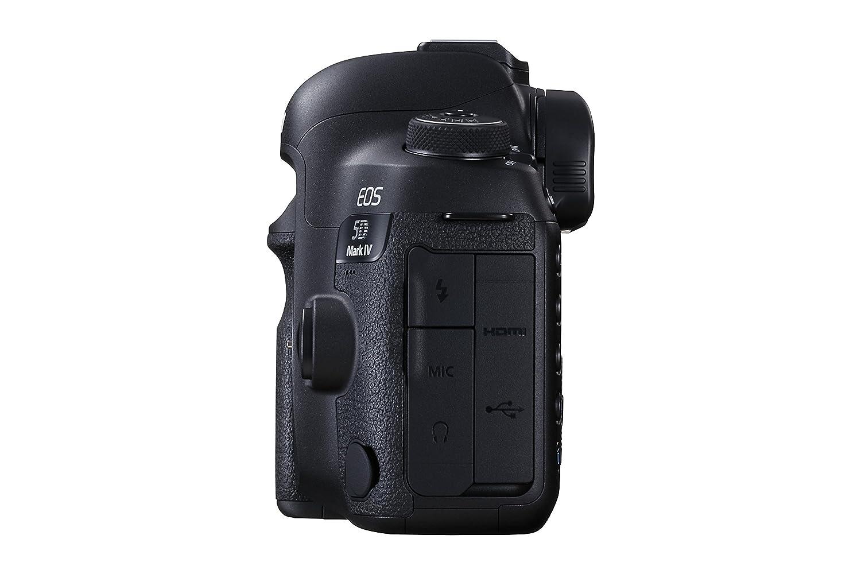 Canon 1483C002 EOS 5D Mark IV - Cámara digital de 30.4 MP, Sensor ...