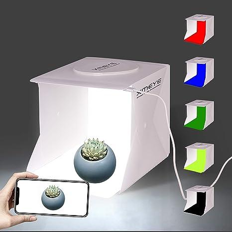 Mini Portable Estudio Fotográfico 5.8087 Tienda, JHS de Tech ...