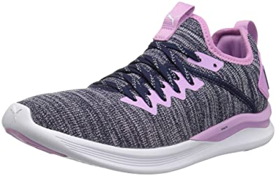 Puma Unisex Sneaker Evoknit Flash Kids Ignite RjL35Aq4