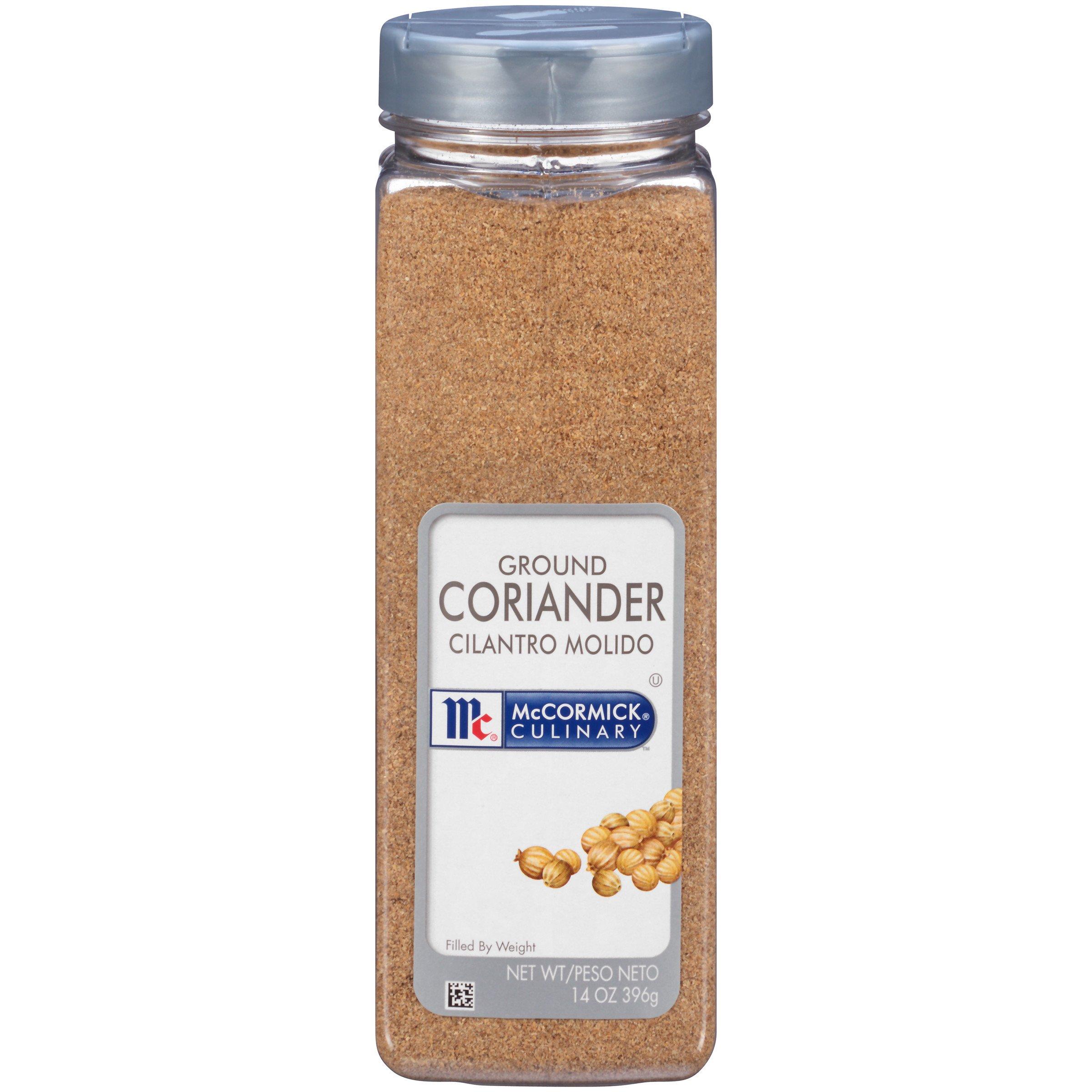 McCormick Culinary Ground Coriander, 14 oz