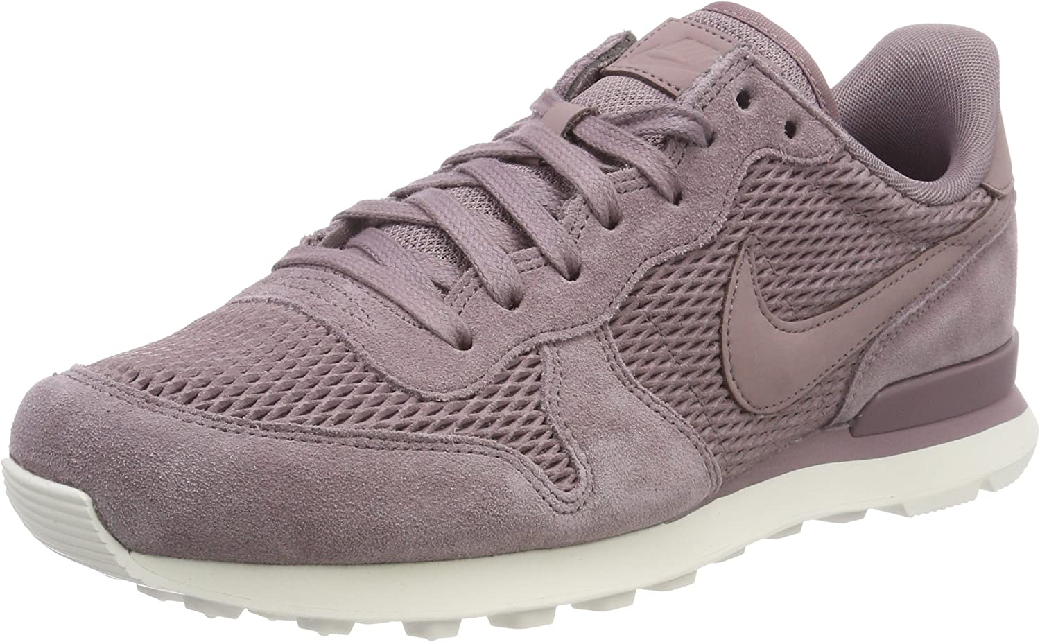 taupe nike sneakers internationalist dames