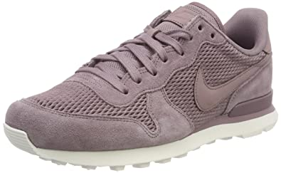 buy popular 4d730 d14e0 NIKE Damen W Internationalist PRM Sneaker, Violett Voile gris Taupe, 36 EU