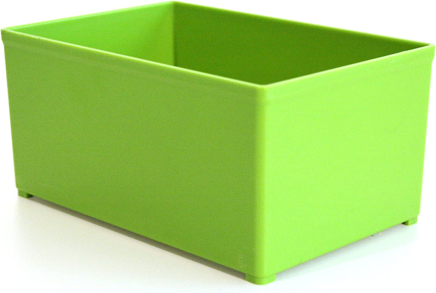 Pack of 6 Festool 498039 Yellow Plastic Compartments for T-LOC SYS