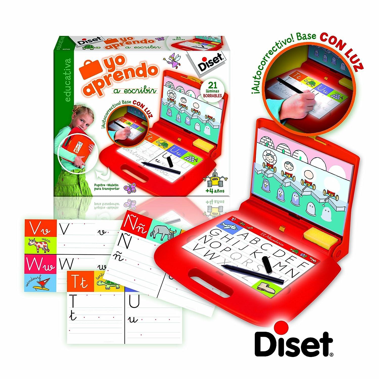 Diset 63746 - Yo aprendo a escribir: Amazon.es: Juguetes y juegos