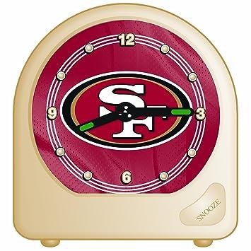 Nfl San Francisco 49ers Desk Clock 2 75 Quot