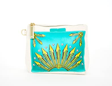 Amazon.com: Jueves Viernes Jeweled Away Mini embrague en ...