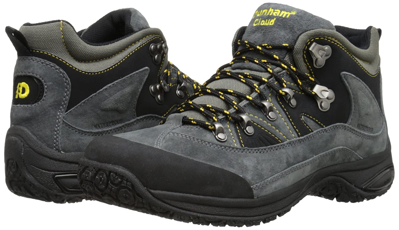 e871d92181491 Camping & Hiking Men New Balance Dunham Mens Cloud Chukka Boot,Slate  Black,10.5 D US