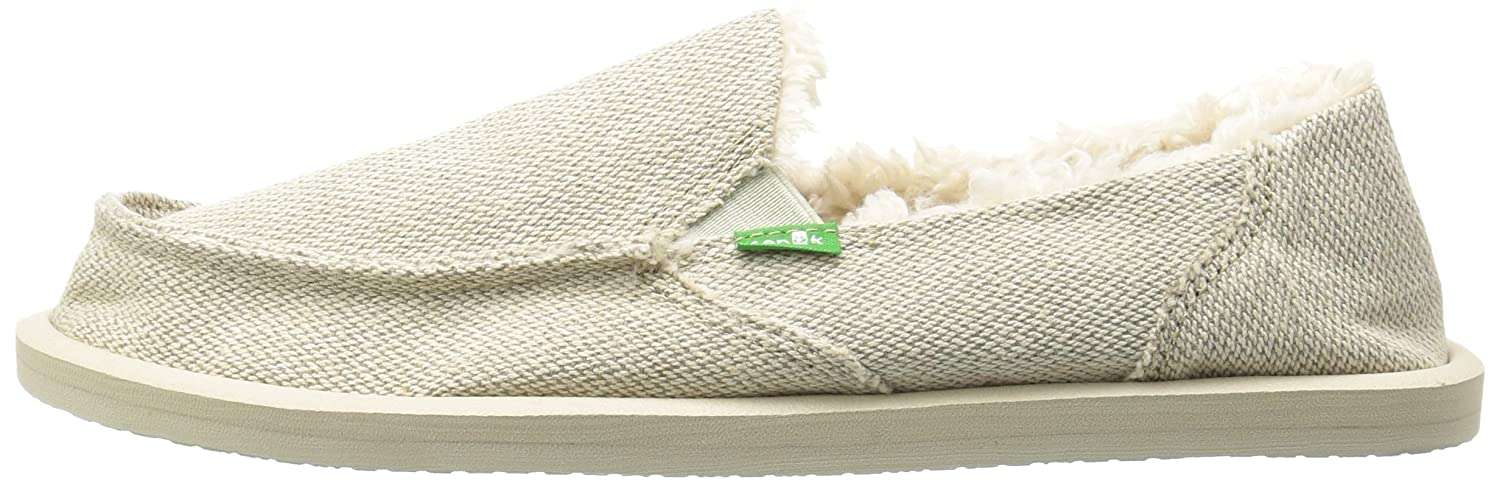 Sanuk Womens Donna Hemp Chill Slipper
